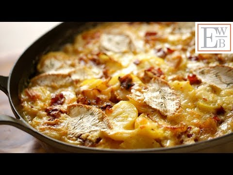 Tartiflette Recipe | ENTERTAINING WITH BETH