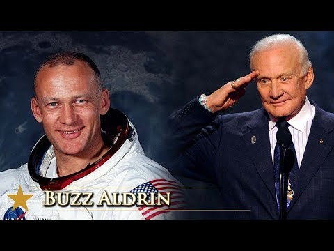 2015 Honors: Col. Buzz Aldrin (Narrated by Michael Douglas)