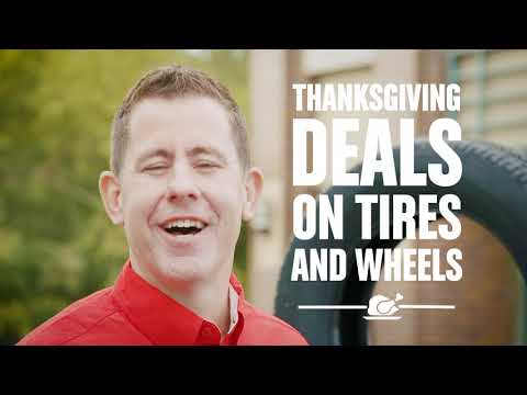 Thanksgiving Deals on Tires and Wheels | Discount Tire Direct