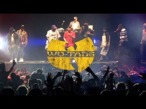 Wu-Tang Clan - Live & backstage (Dour 2013) - YouTube
