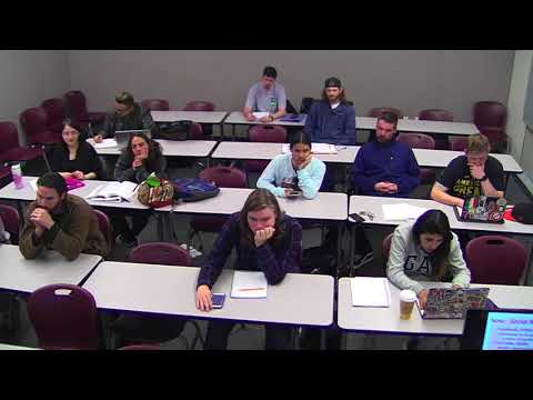 BCST 100 - Introduction to Electronic Media, November 2, 2017 Lecture