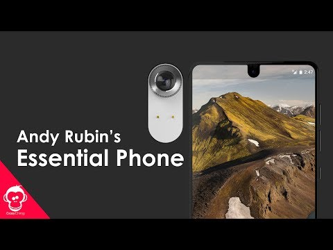 Andy Rubin's Essential Phone | Review