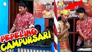 TEMBANG PEPELING CAMPURSARI OKLIK & GENDANG NEW LARASATI MANTAF!!