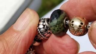Trollbead Gemstones on Bracele…