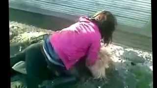 Видео приколы. Как угорают пьяные бабы