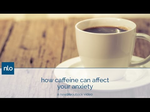 How Caffeine can Affect your Anxiety