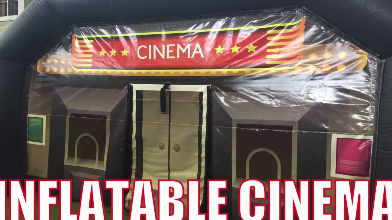 Inflatable Room Inflatable Cinema Room For Hire South London Abc Party Hire