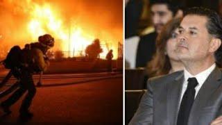 راغب علامة | حرائق لبنان مفتعلة ، لبنان تحترق