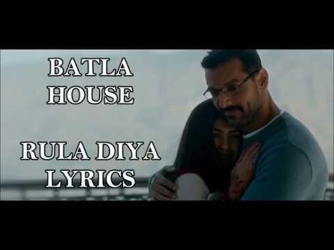 Download Lagu  RULA DIYA S | Batla House | Ankit Tiwari, Dhvani Bhanushali | Prince Dubey | Mp3 Free