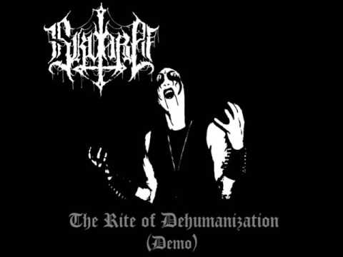 Skvara - The Rite of Dehumanization (full demo) 2012