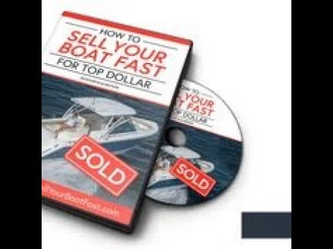 How to Sell Your Boat Fast Jacksonville Florida