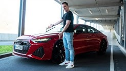 Würde ich mir einen Audi RS7 kaufen?