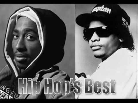 Tupac & Eazy-E ft Akon-Enemies With Me (remix)