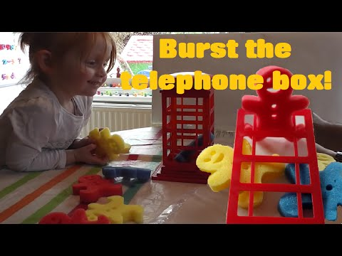 Burst the Telephone Box!