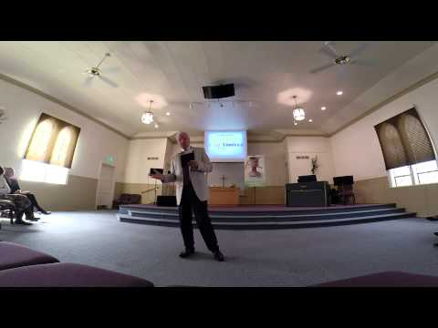 Sermon - So little to offer - Discovery Christian Church - Bend, Or - April 6, 2014