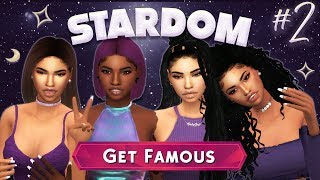 The Sims 4 ⭐Get Famous ⭐ #2 Outcast House Party