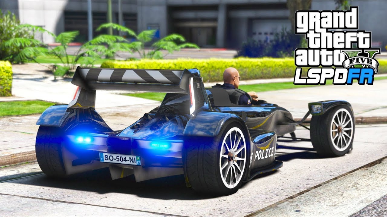 Bringing back this police supercar!! (GTA 5 Mods - LSPDFR Gameplay)