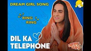 Dil Ka Telephone   Dream Girl Song   Ayushmann Khurrana   Jonita Gandhi   Nakash Aziz