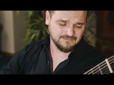 Matt Palmer plays Julia Florida by Agustín Barrios