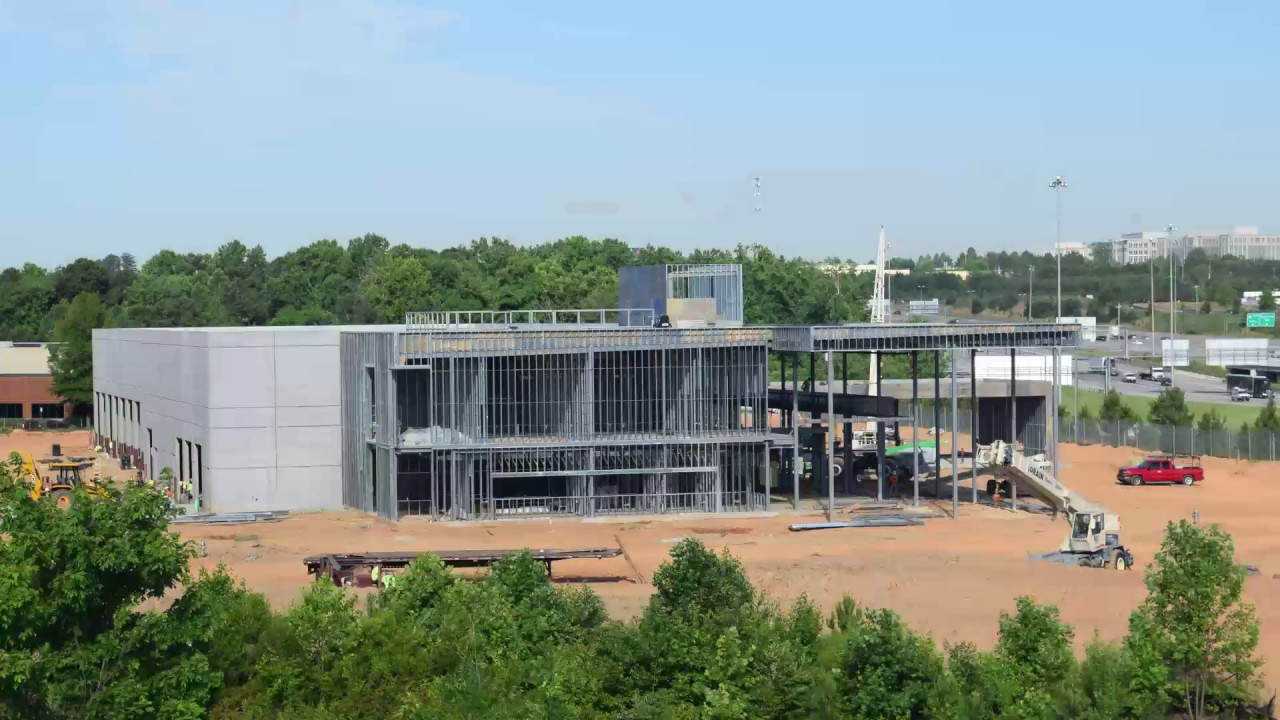 Atlanta Truck Center >> Nextran Truck Centers Atlanta Flagship Dealership Construction Timelapse