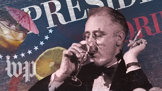 FDR's Rum Swizzle: All the Presidents' Drinks