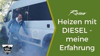 Wohnmobil Dieselheizung - die Wahrheit und meine Erfahrungen.