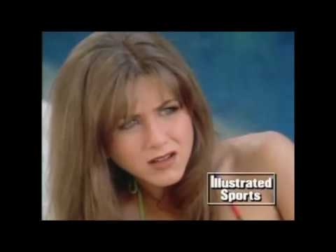 THE EDGE 1992 Swimsuit clip (Jennifer Aniston ) thumbnail