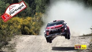 WRC Rally Portugal 2017 | Show, Action & Maximum Attack | A.V.Racing