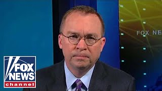 Mick Mulvaney on the political fallout from the government shutdown fight