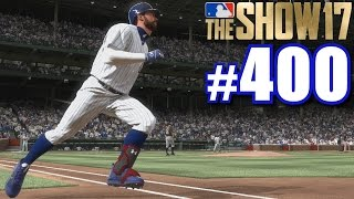 400TH EPISODE SPECIAL! | MLB The Show 17 | Road to the Show #400