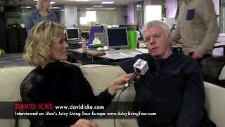David Icke: Perception Deception, ayawaska, vibrations and the nature of reality - part 2