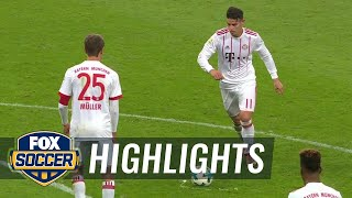 Bayer Leverkusen vs. Bayern Munich | 2017-18 Bundesliga Highlights