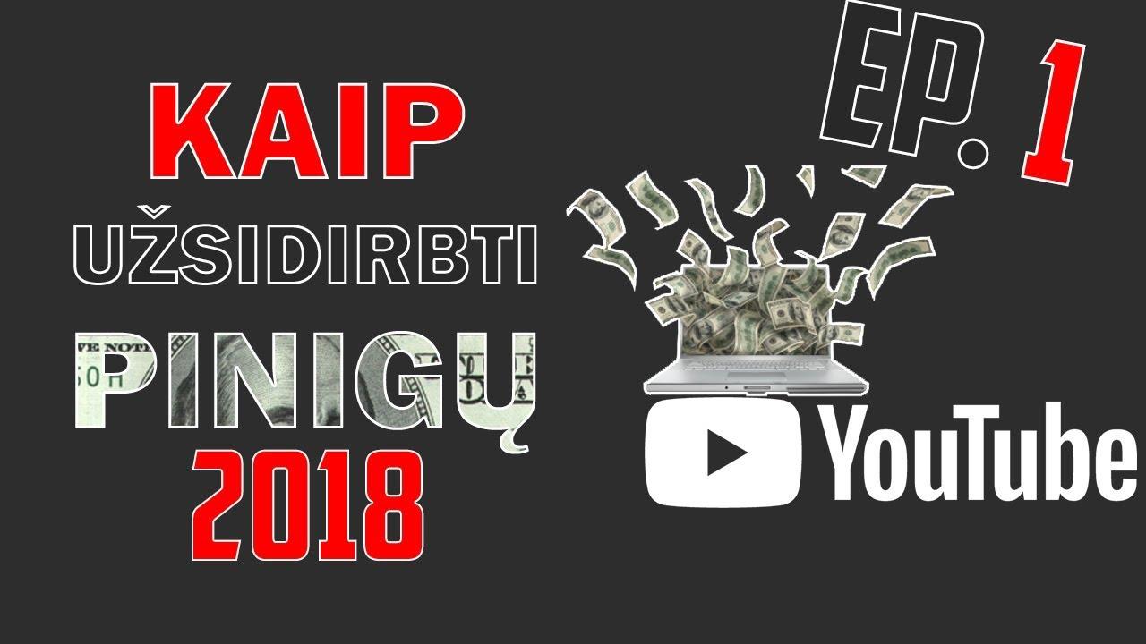 Noriu uždirbti iš savo peržiūrų YouTube, ką daryti? - Agata