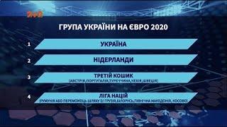 З ким Україна може зустрітися на Євро 2020 та як відбуватиметься жеребкування