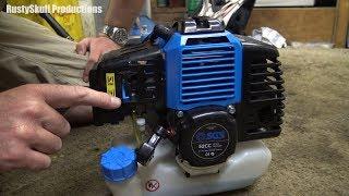 Small Engine Won't Run Without Choke - RustySkull Productions