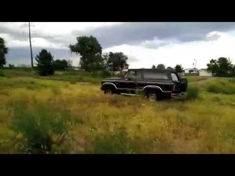 La Fuga Del Bronco Negro