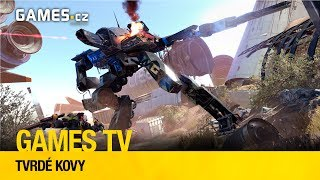 Games TV #10: Tvrdé kovy (The Surge, E.Y.E.: Divine Cybermancy, Rain World)