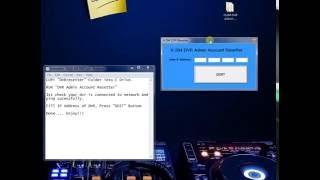 H264 CCTV DVR Admin Account Resetter