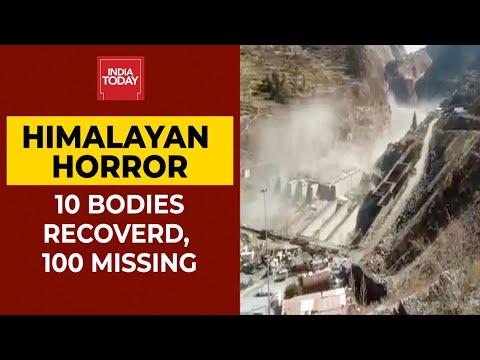 Chamoli Glacier Burst | NTPC's Tapovan Vishnugad Hydropower Project Damaged In Uttarakhand Floods