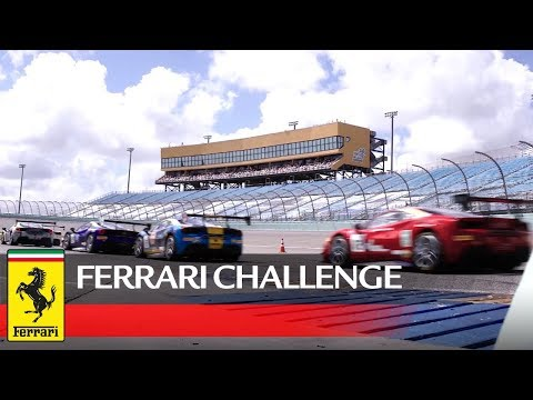 Ferrari Challenge North America – Homestead Miami Recap