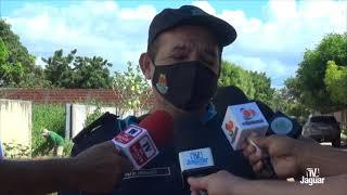 Coronel R  Meneses fala sobre a implantação do efetivo policial permanente na comunidade de Lagoinha