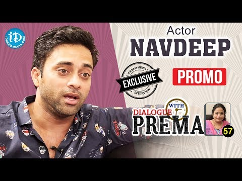 Actor Navdeep Exclusive Interview - Promo || Dialogue With Prema #57 || Celebration Of Life