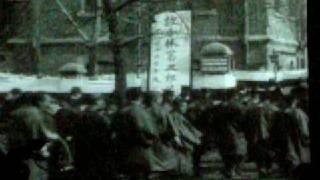 小林富次郎葬儀【1910年】日本最古のフィルム