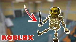 Roblox - A MURDER DEFUNTA (Murder Mystery 2) Ft.Canal Da Julia