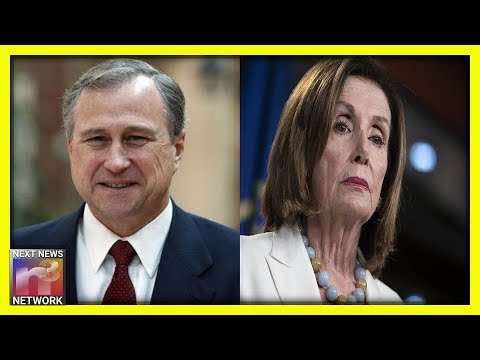 Richard Nixon's Son-in-Law Has a BRUTAL Message For Pelosi