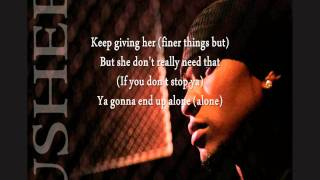 Usher - Simple Things (with lyrics)