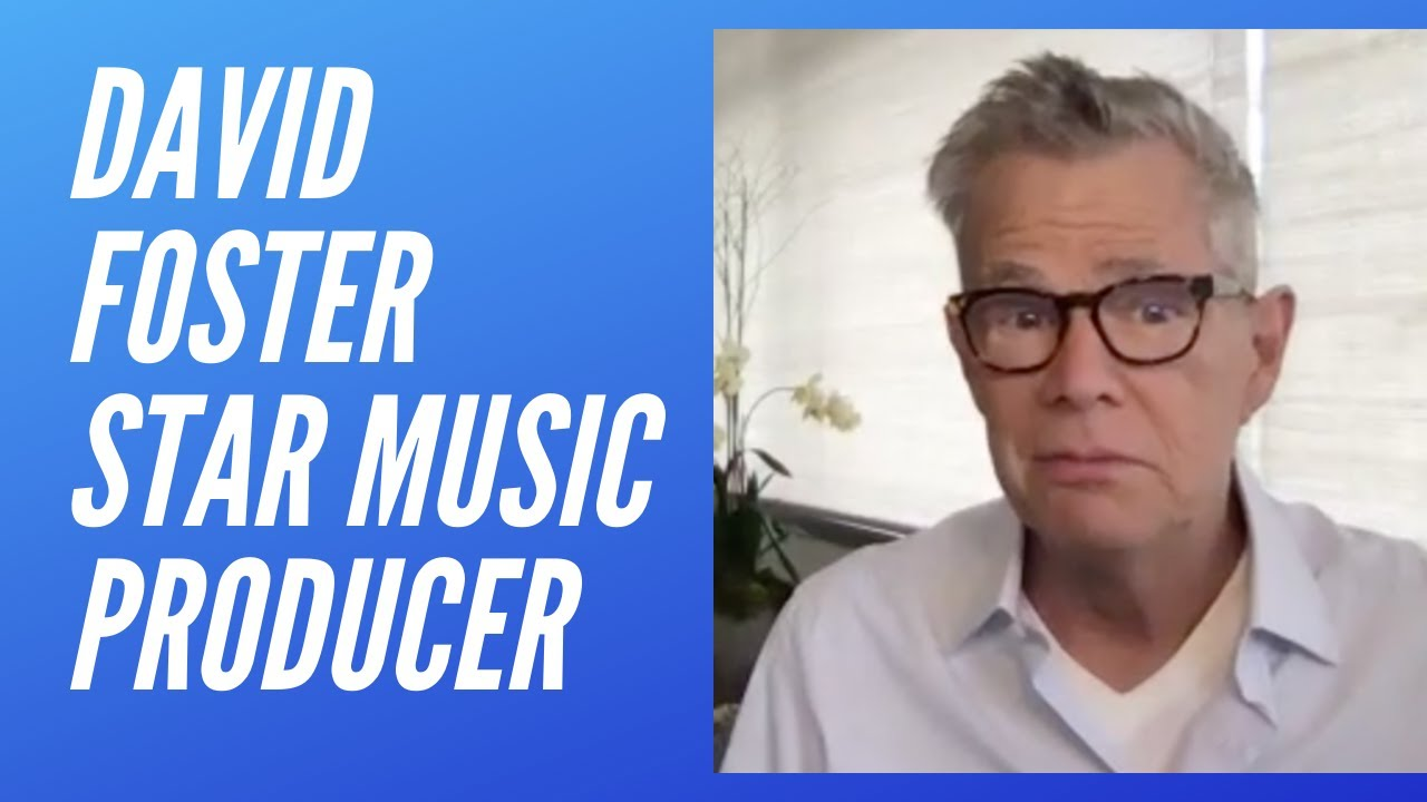 "Self-Proclaimed ""Egomaniac"" David Foster is a New Man 'Off The ..."