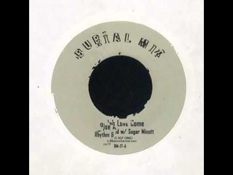 "Rhythm and Sound   (7"" Burial Mix)"