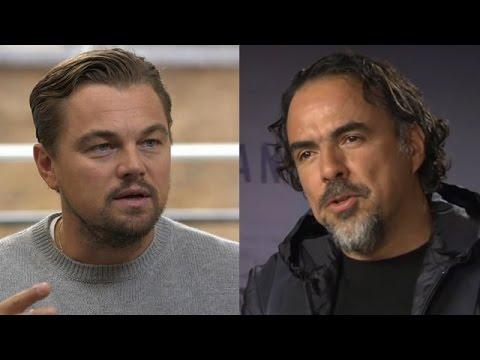 The Revenant - Interview VOST Leonardo DiCaprio et Alejandro Gonzalez Inarritu