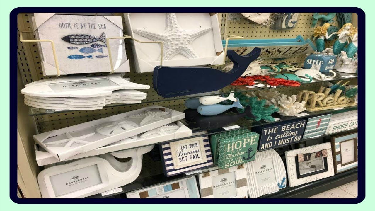 Shop With Me At Hobby Lobby! Home Decor! 2 - YouTube on Hobby Lobby Online Shopping id=65819